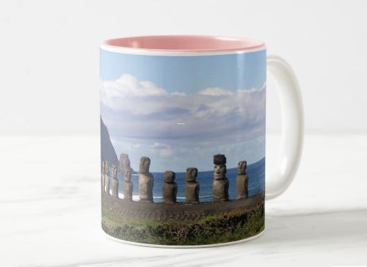 Easter Island Mug