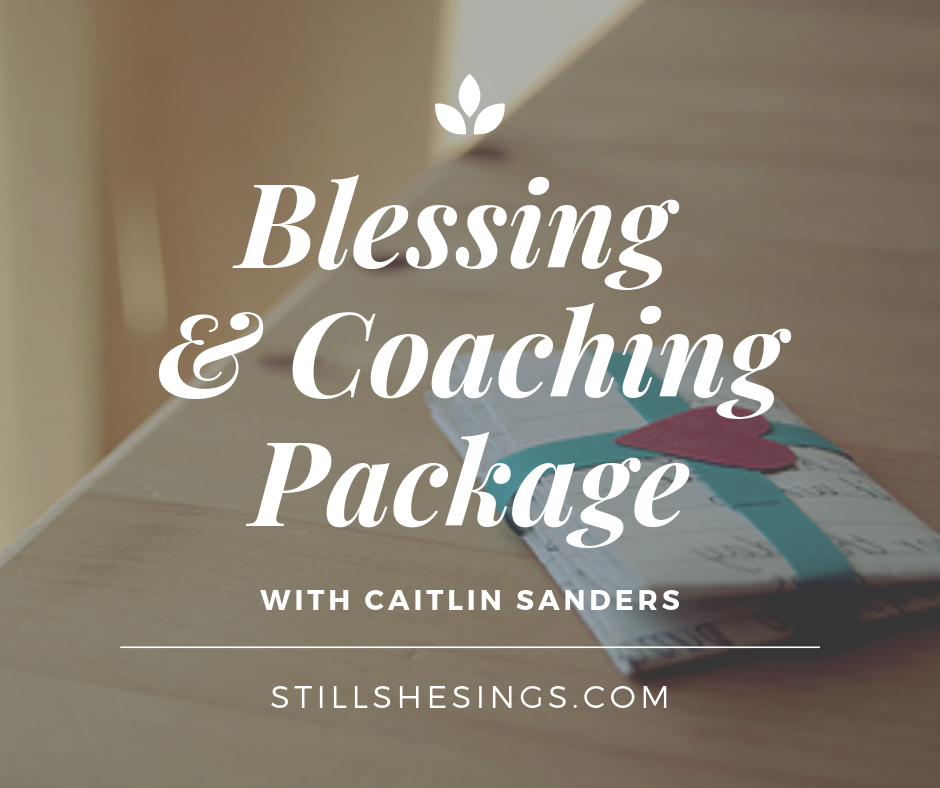 Blessing & Coaching Package